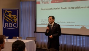 Zhenting Gao —Vice Consulate-General of the People's Republic of China in Calgary