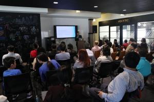 2018 Roadshow Event - Business Plan Workshop